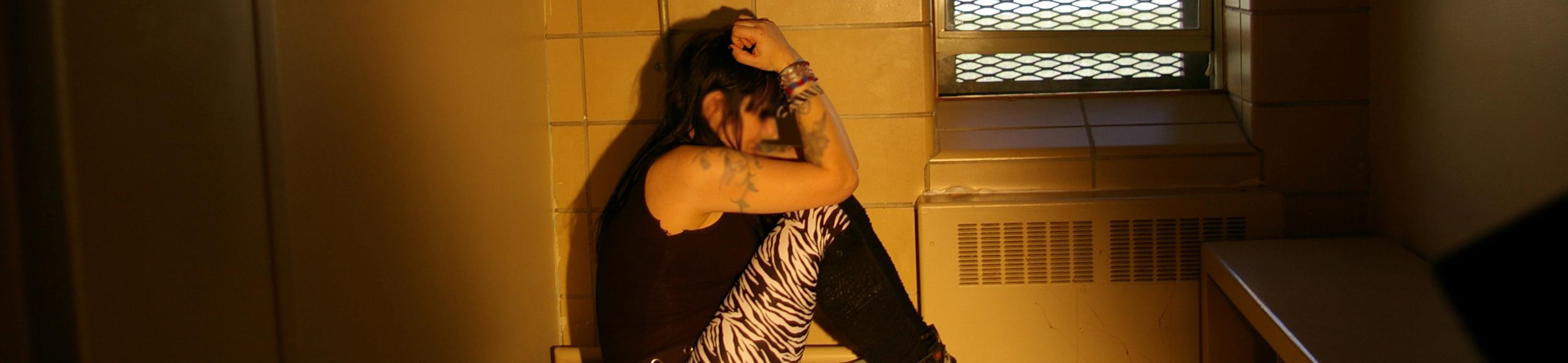 Feuillets d'information sur la justice pénale chez les femmes